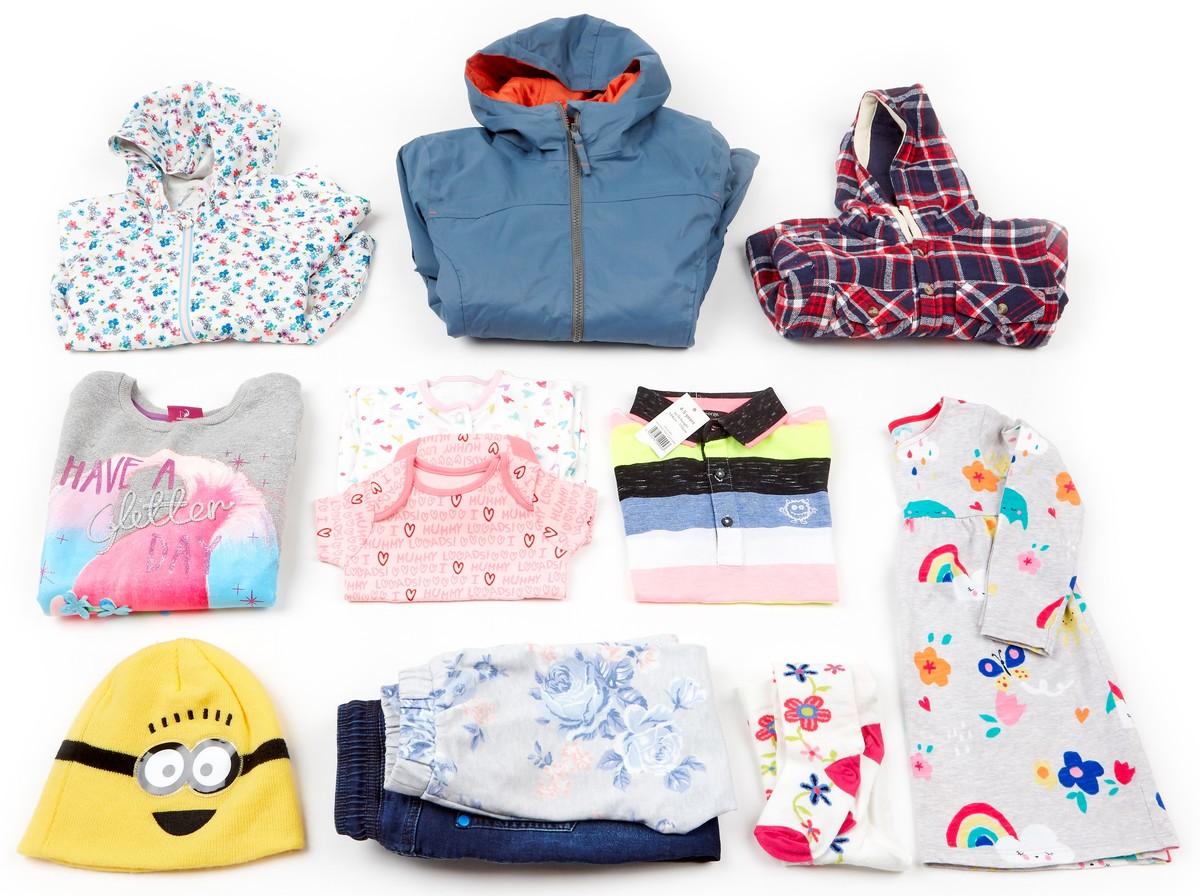 7a5290f29fa7 CREAM Dětský MIX CELOROK 10kg - Dětské oblečení - Second Hand Land e ...