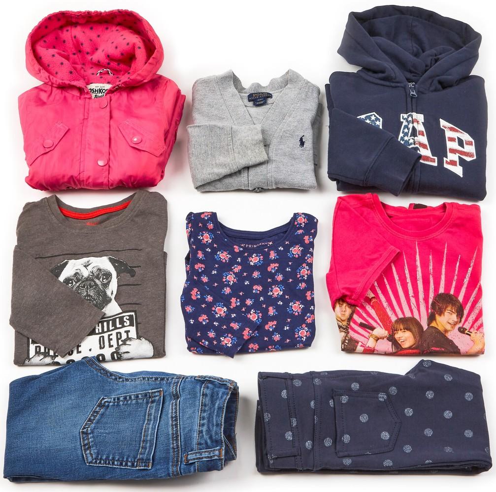 4b6f2e9eda54 Dětský MIX JARO 10kg - Dětské oblečení - Second Hand Land e-shop