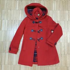 Dámský flaušový kabát Laura Ashley