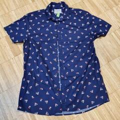 Pánská košile s vánočním motivem
