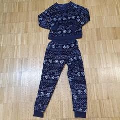 Plyšové pyžamo
