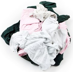 Bavlna nestříhaná - balík 50kg