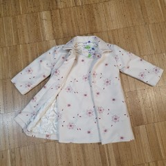Dětský komplet šaty+kabátek JASPER CONRAN