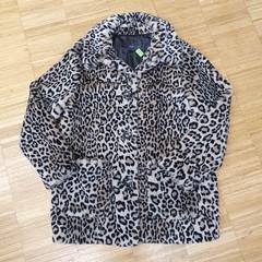 Leopardí kožíšek M&S