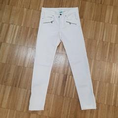 Bílé jeans H&M
