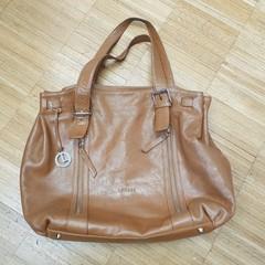 Kožená kabelka L.Credi
