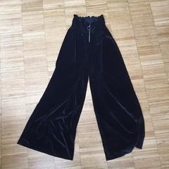 Sametové kalhoty ASOS