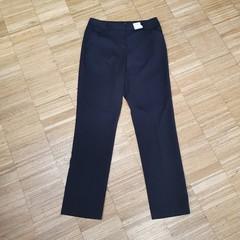 Černé kalhoty TU