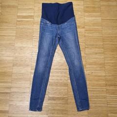 Těhotenské jeans H&M