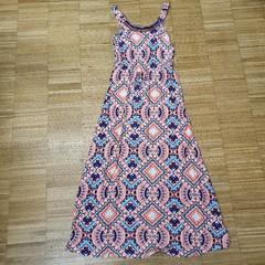 Dlouhé letní šaty TU