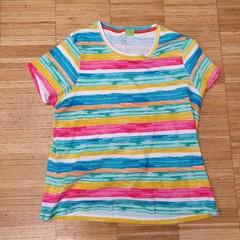 Pruhované tričko TU