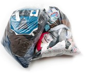 Originál Anglie BHAM - výkupny textilu C4C 150kg