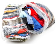 Originál Anglie LEEDS - výkupny textilu C4C 150kg